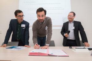 Signature charte e-RDV