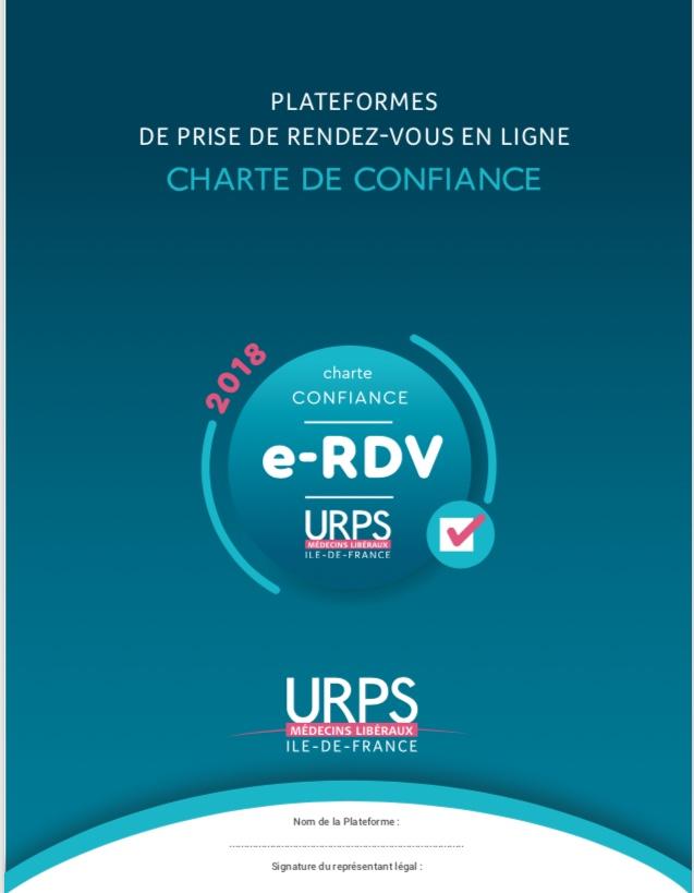 Charte e-RDV